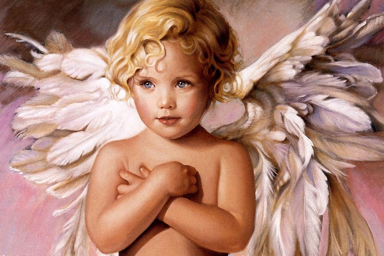 Картинки с изображением ангела